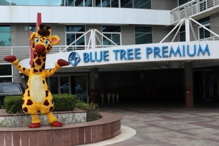 blue tree hotels - parceria giramille