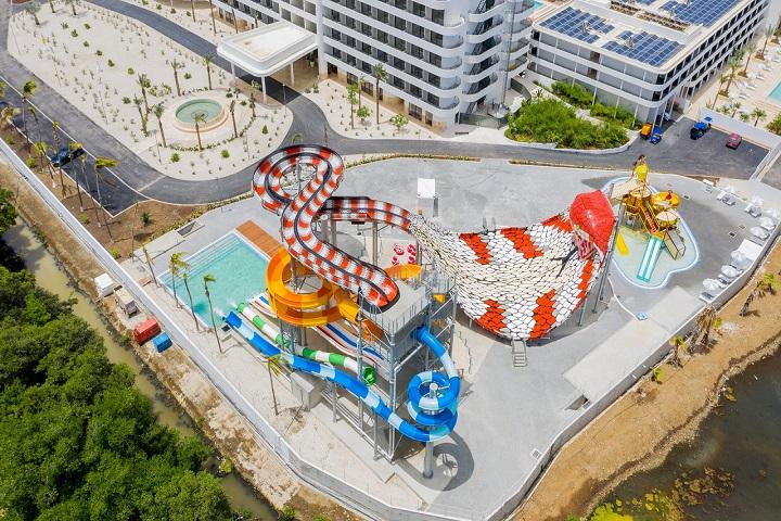 Corendon Hotels - parque aquatico