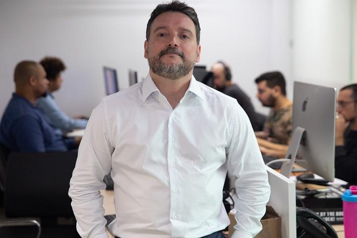Daniel Mourão - tres perguntas para - interna