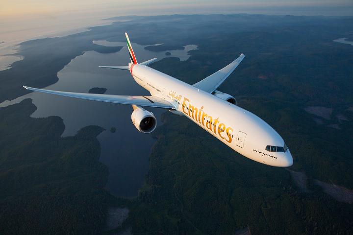 Emirates - retomada