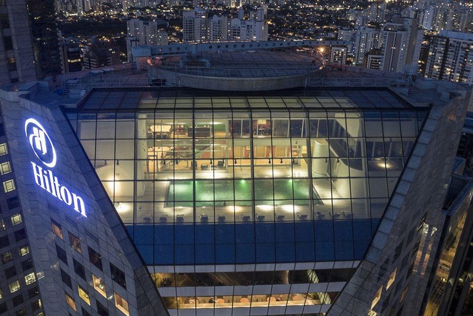 Hilton - espaço para eventos hibridos