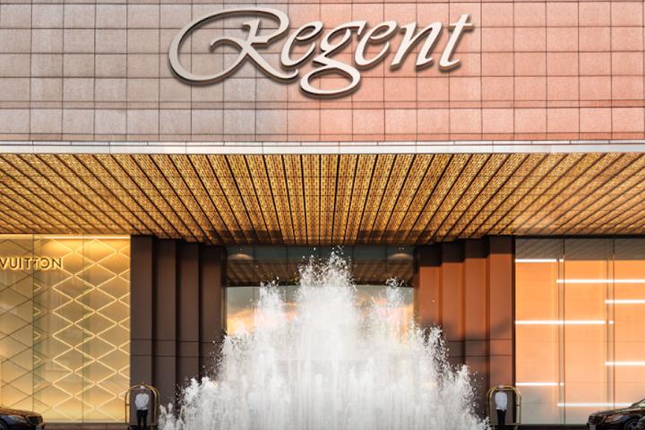 IHG - expansão regent