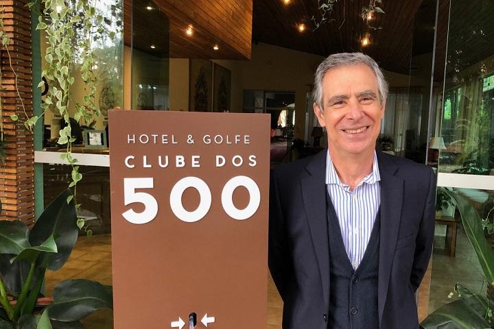 João Araújo - gerencia geral