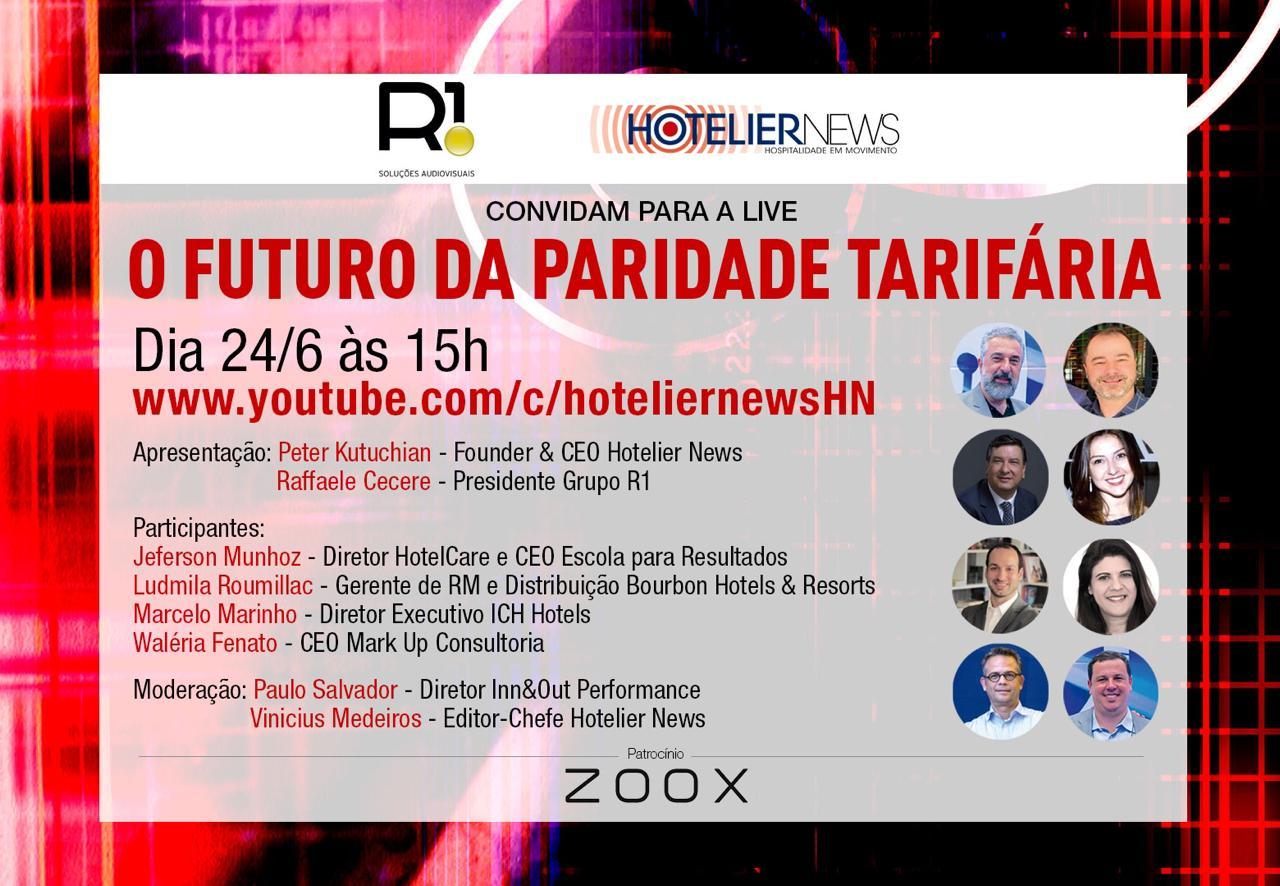 Live - paridade tarifária_interna