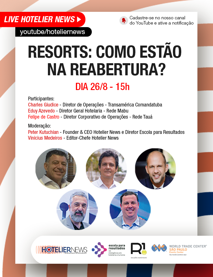 Live - retomada nos resorts_interna