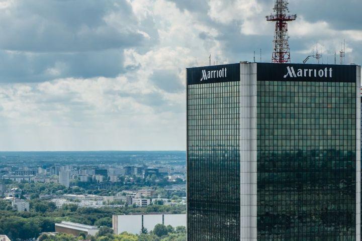 Marriott - ocupação global