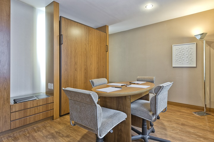 Meliá- work room