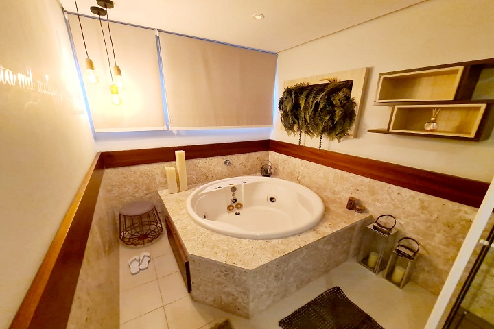 Mercure Camboriú Internacional- spa
