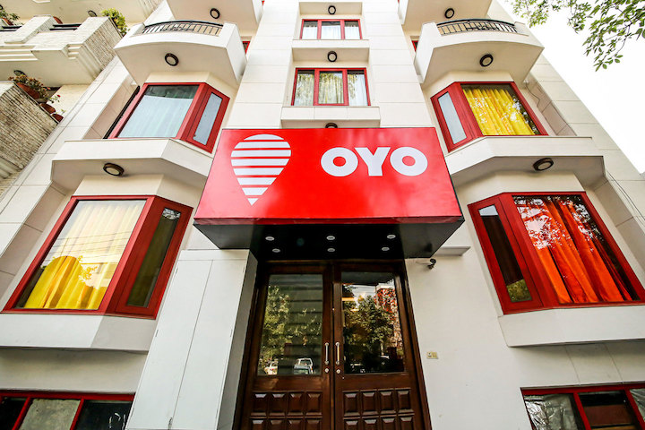 Oyo Hotels & Homes - offices
