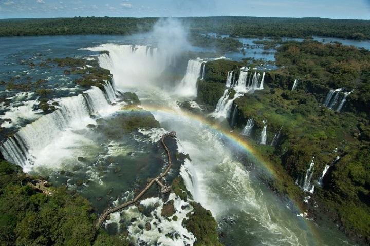 parque nacional do iguacu - reabertura