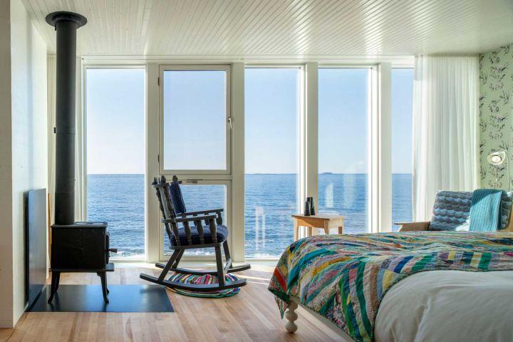 Travel + Leisure - top 100 list_Fogo Island Inn
