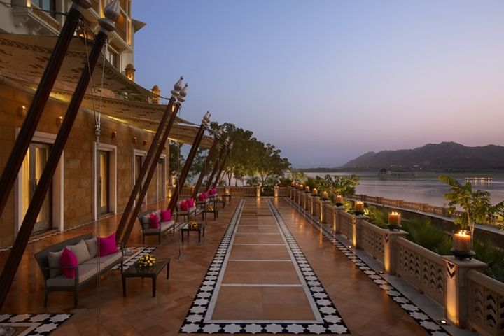 Travel + Leisure - top brands2020_The Leela Palaces_Udaipur