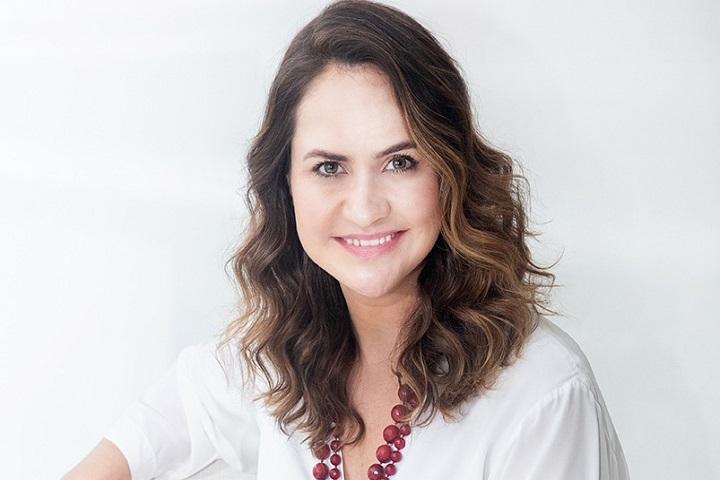 Tricia Neves - tres perguntas para