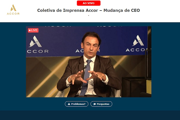 Accor - coletiva_novo CEO_Patrick Mendes