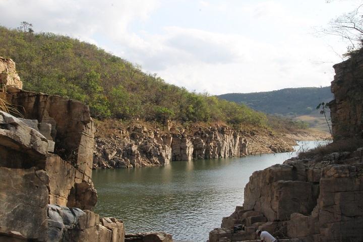 Carmo do Rio Claro - agua limpa