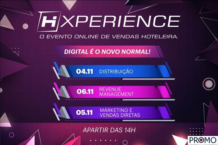 Hxperience - programação_capa