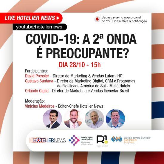 Live - segunda onda_coronavírus_banner