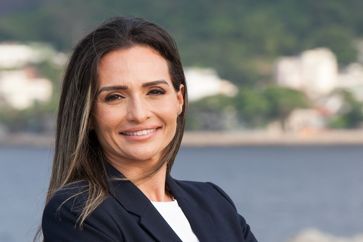 Roberta Werner - diretora rio cvb