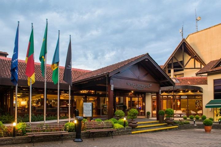 Adit Share - evento híbrido no Wish Serrano Resort & Convention