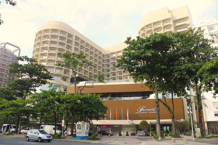 fairmont copacabana - parcerias e entretenimento